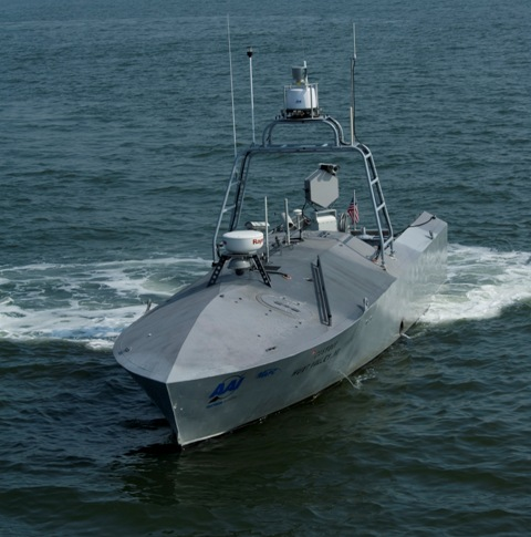 Is the world ready for unmanned ships yet?